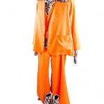 70's Orange suit, various options and accessories available