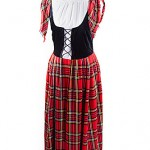 Scottish highland lady matching male options ref 0819