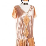 1920's Gold dress, huge selection to choose from ref 2126
