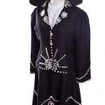 Real Pearly Queen with beautiful hat ref 0712
