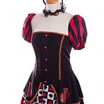 queen of hearts, lots of sizes and other styles ref 1639