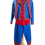 70's Bay City Rollers costume, other styles and sizes avaliable ref 1193