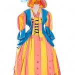 Panto dame/mother goose/widow twanky